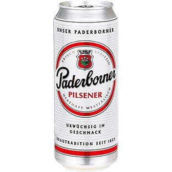 Пиво Paderborner German Beer
