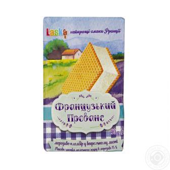 Морозиво пломбір Французький Прованс Laska 90г
