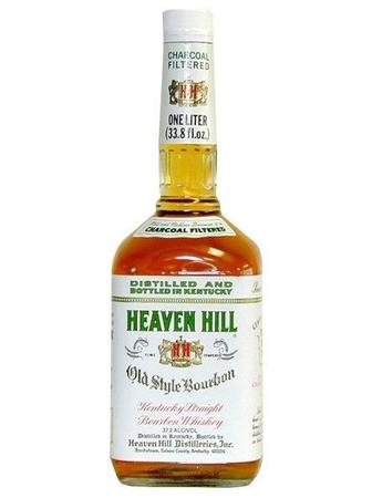 Виски 40% Heaven Hill Old Style Bourbon 4 Y.O. 0,75 л