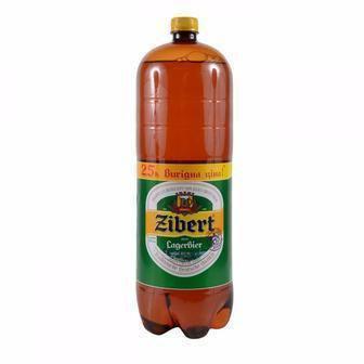 Пиво Зіберт 2,4л
