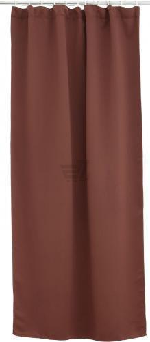 Штора-блекаут 140х275 см шоколад La Nuit
