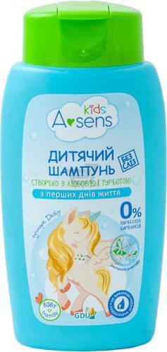 Шампунь дитячий Asens Kids з екстрактом ромашки 250 мл