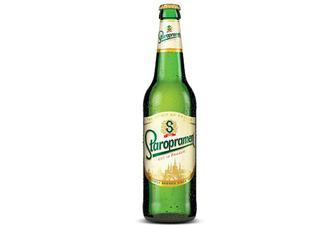 Пиво Staropramen, 0,5л