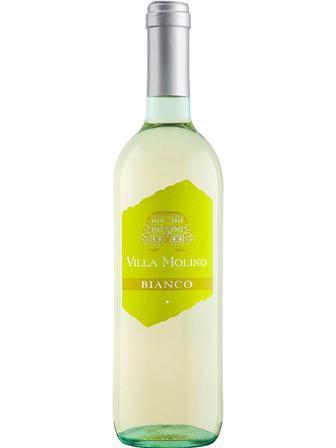 Вино Villa Molino Bianco белое сухое 11% 0,75 л