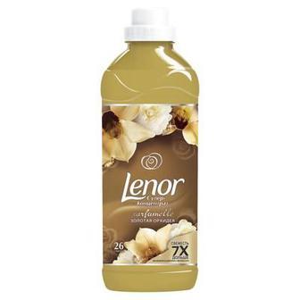 Кондиціонер для білизни Lenor Золота орхідея 930мл