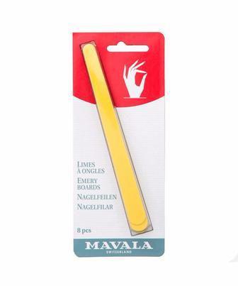 Пилочки Mavala Emery Boards для маникюра 8 шт