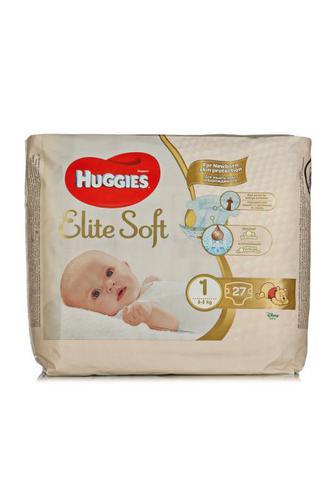 Подгузники Huggies Elite Soft р1 3-5 кг 27 шт