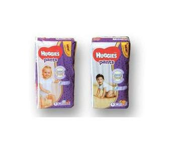 Підгузники-трусики дитячі гігієнічні Pants Jumbo (4), 36 шт./ Pants Jumbo (5), 34 шт.  Huggies