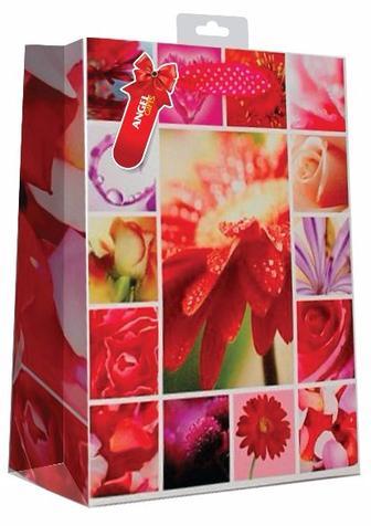 Подарочные пакеты цветочок Angel Gifts