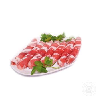 Чевапчичи свиные в беконе охлажденные кг