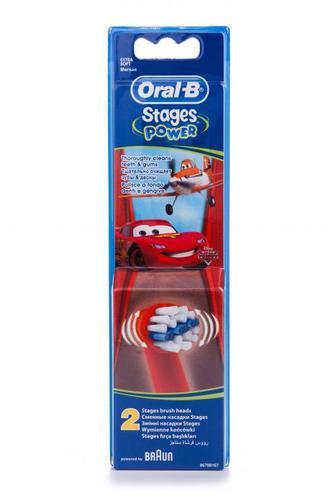 Насадки для электрической зубной щетки Oral-B Детские 2шт