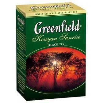 Чай Чорний, зелений Грінфілд, 100 г