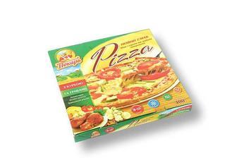 Піца з куркою та грибами Пекар 400 г