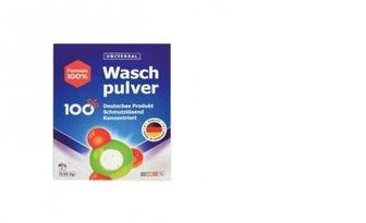 Порошок стиральный автомат универсальный, Formula 100%, EU, 2,1 кг