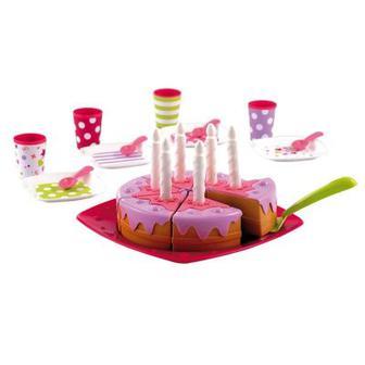 Набор посуды День рождения Smoby (002613)