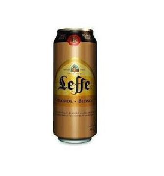 Пиво Blonde або Brune Leffe 0,5л