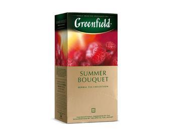 Чай Greenfield Summer Bouquet, 25 пак