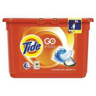 Капсулы для стирки Tide 12 шт