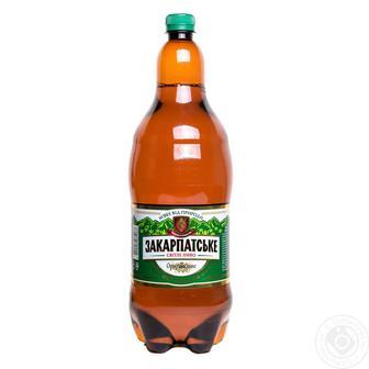 Пиво Закарпатське Оригінальне 2л