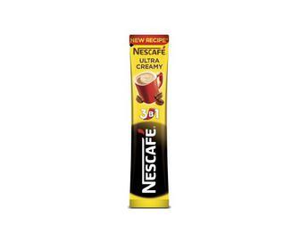 Напій кавовий розчинний Nescafe Ultra Creamy Mix, 3 в 1 13 г