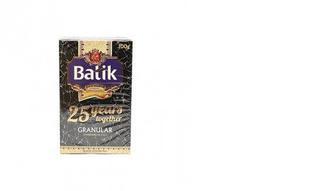 Чай черный СТС гранулированный, Batik, 100г